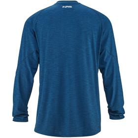 NRS H2Core Silkweight Longsleeve Shirt Men poseidon